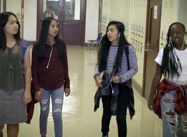 Carver Middle School: Riddle Room