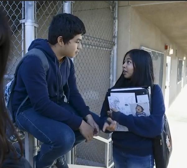 Sal Castro Middle School – The Dare